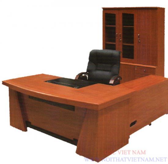 Bộ bàn giám đốc 1.8m